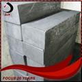 High Purity Isostatic Graphite Block