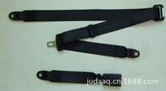 minibus seat belt&static 3 points seat belt