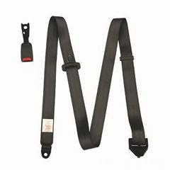 simple 3 pionts minibus seat belt