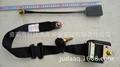 car auto seat belt 3 points emergency locking 3