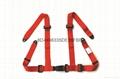 RED Karting seat belt&safety belt
