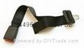 portable bus airplane seat belt extender 1