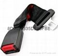 portable bus airplane seat belt extender 2