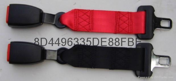 portable bus airplane seat belt extender 3