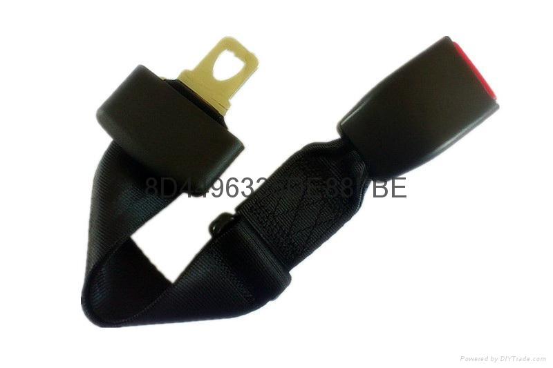 portable bus airplane seat belt extender 5