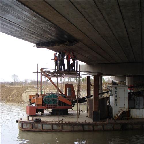 桥梁加固粘贴希本碳纤维布 1