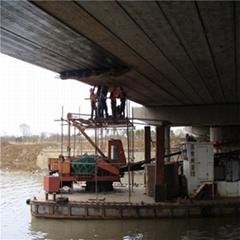 桥梁加固粘贴希本碳纤维布