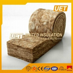 Residential R-value Glass wool