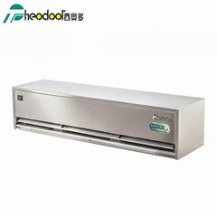 供應西奧多風幕機FM-3509S-L銀逸風