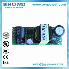 single output switching power supply 5v 12v