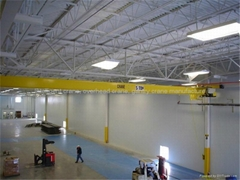 Electric Hoist Single Girder Overhead Crane
