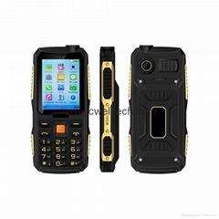 2.4 Inch Screen 2000mAh Big Battery 4 SIM Mobile Phone