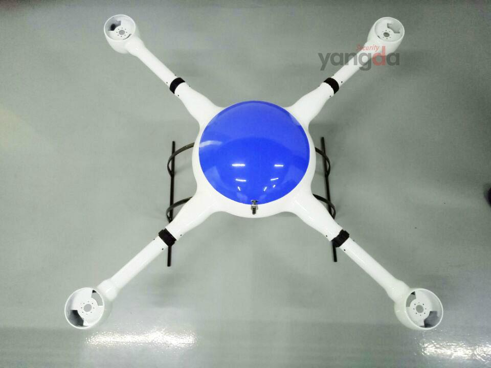 Long Flight Time Waterproof Quadcopter Drone Frames UAV