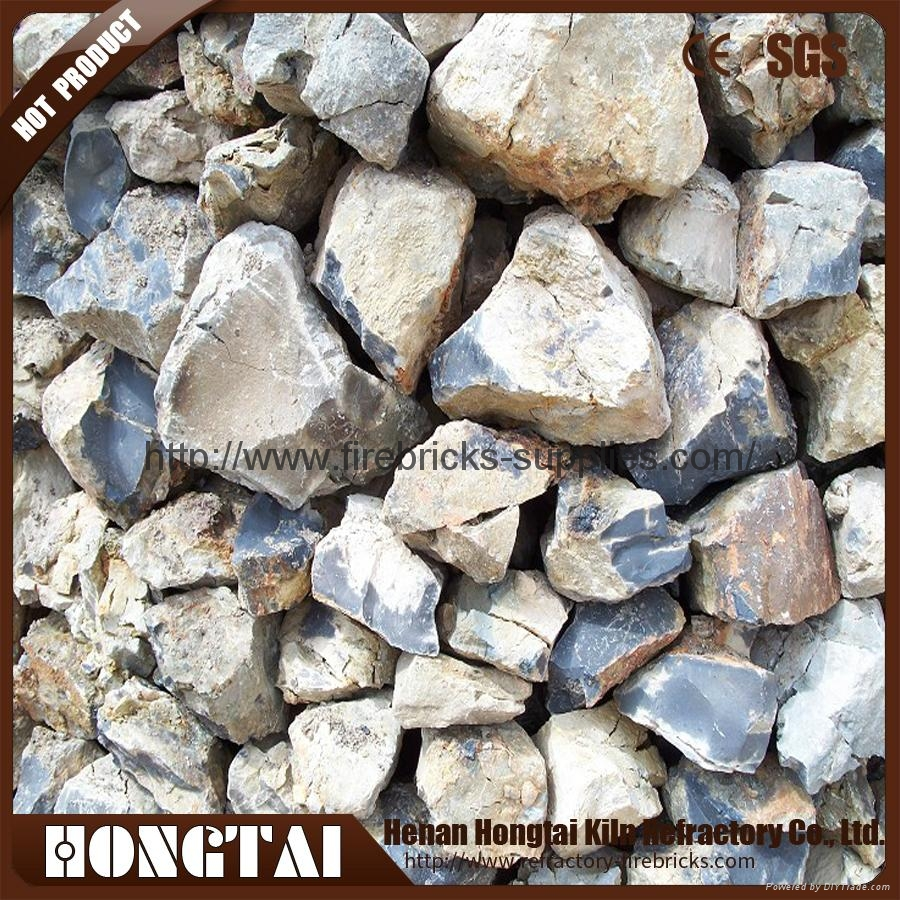 bauxite calcined for refractory material 4