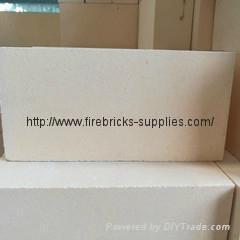 refractory zircon brick for the high