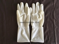 #1410 Lightly Powdered Steriled Latex Surgical Gloves 2