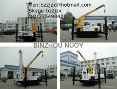 NYD400 Crawler rock drilling rig