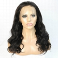 human hair wig 360 lace wig 360 frontal