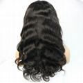 human hair wig 360 lace wig 360 frontal wig 4