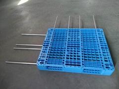 供應河北1210川字網格塑料托盤