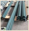 Traffic Perforated Galvanized Steel U Sign Posts 1