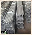 Traffic Perforated Galvanized Steel U Sign Posts 4