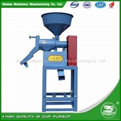 WANMA 6N40X Home Use Small Rice Milling Machine Paddy Husker