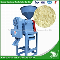 6N80A Mini Parboiled Rice Milling Machine Paddy Hulled
