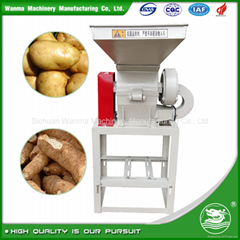 WANMA0327 Wheat Cassava Small Flour Mill