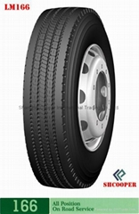 LONG MARCH brand tyre 6.50R16LT-166