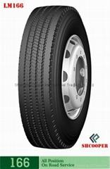 LONG MARCH brand tyre 6.50R16LT-166