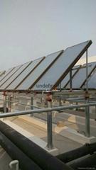 厂家直销高效平板太阳能集热器