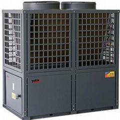 學校取暖熱水專用空氣源熱泵