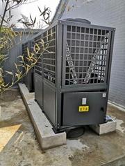 大棚养殖专用空气源热泵