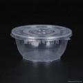 环保PP塑料钻石碗 600/箱 1
