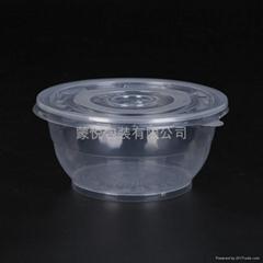 环保PP塑料钻石碗 600/箱