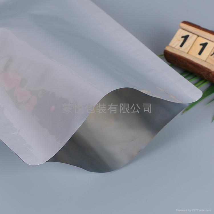 纯铝箔真空平口袋 1