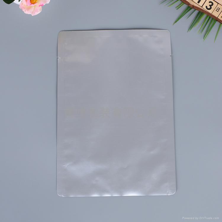 纯铝箔真空平口袋 2