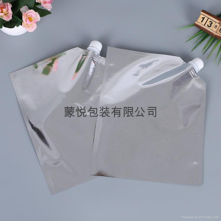 纯铝箔真空平口袋 4