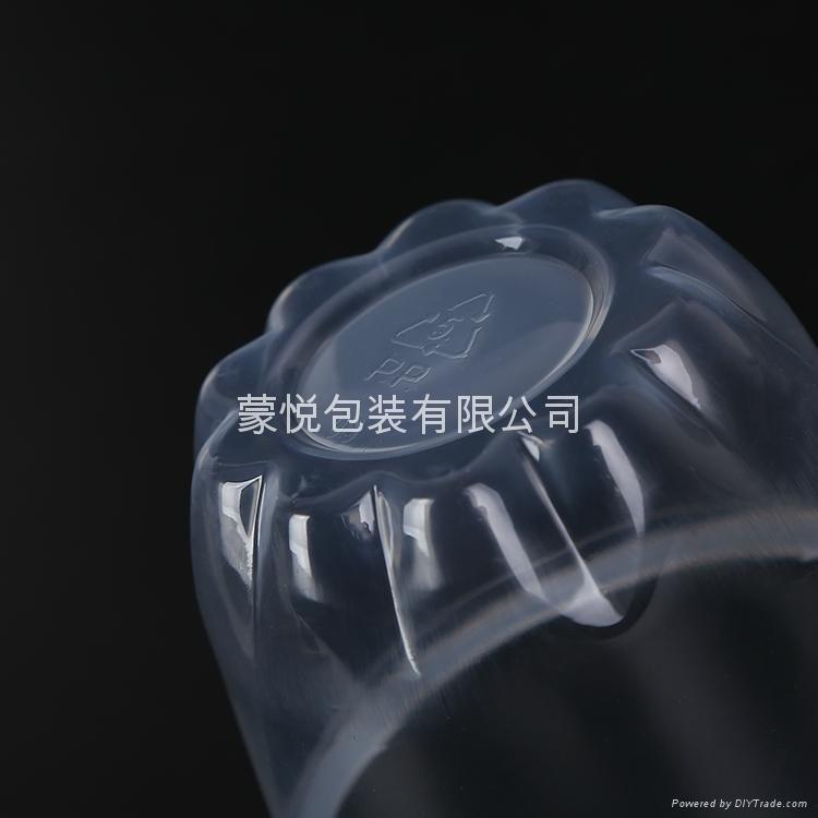 带盖银耳羹塑料包装杯 3
