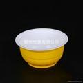 环保PP塑料钻石碗 600/箱 2