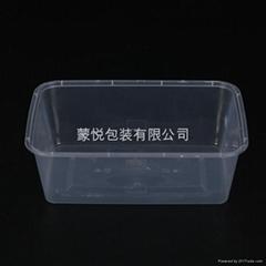 透明塑料环保打包盒
