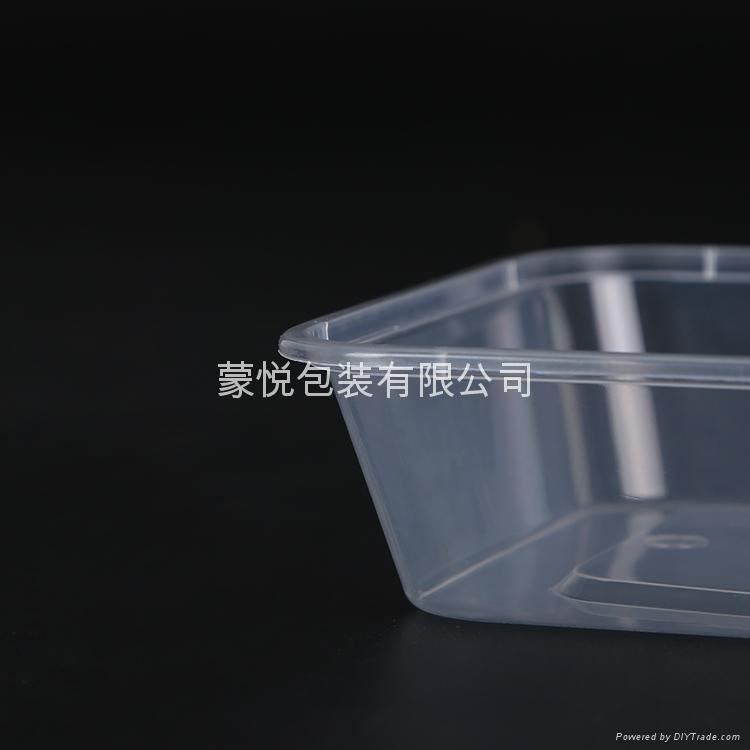 透明塑料环保打包盒 2