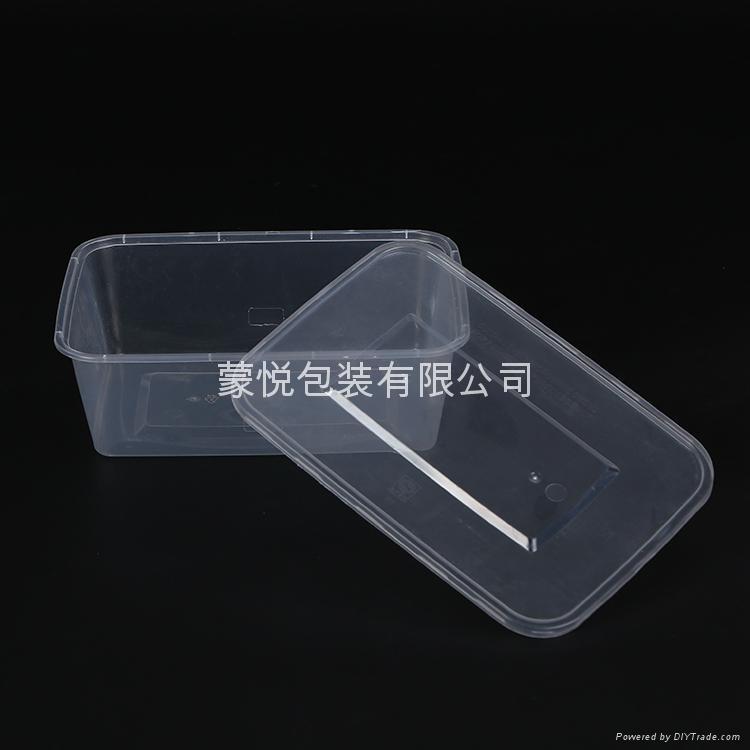 透明塑料环保打包盒 5