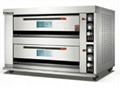 Electric Deck Oven 1 Deck 2 Trays FMX-O120A 1