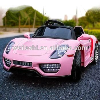 Cheap Price Ride On Car 12v Kids Battery Car / Remote Control Kids Toy Electric  2