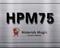 东莞超硬无磁模具钢HPM75钢