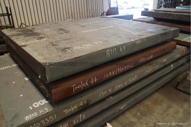 上海TOOLOX33模具钢材 2