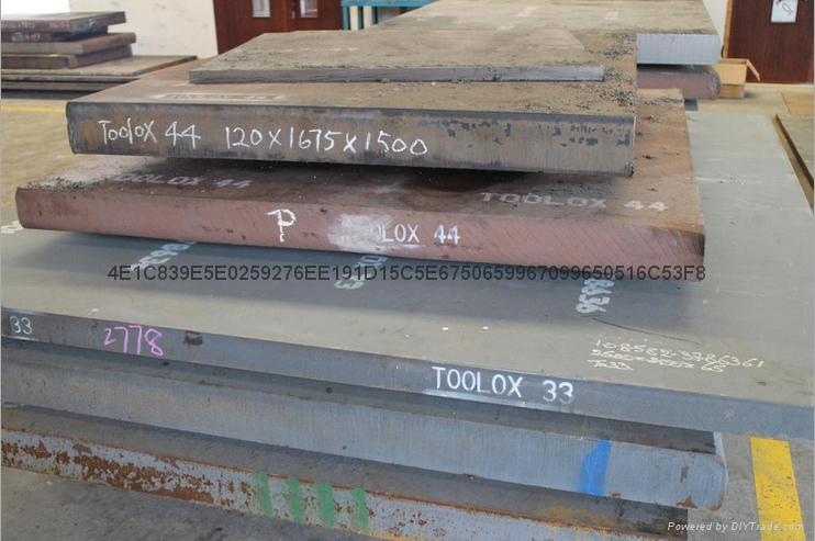 上海TOOLOX33模具钢材 3