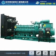 厂家直销800KW康明斯柴油发电机组